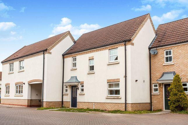 3 bed terraced house to rent in Headlands, Fenstanton, Huntingdon PE28