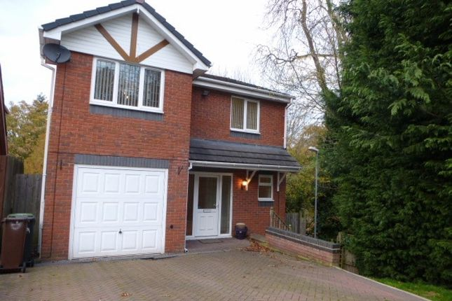 Thumbnail Detached house to rent in Westhill, Wolverhampton