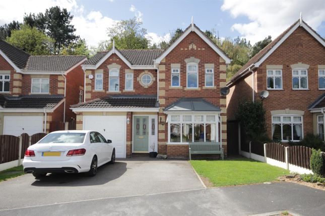 Thumbnail Detached house for sale in Mulberry Way, Armthorpe, Doncaster