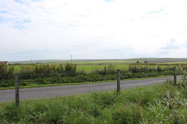 Thumbnail Land for sale in Groatsetter Road, Tankerness, Orkney