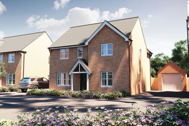 """Thumbnail Detached house for sale in """"The Berrington"""" at Pepper Lane, Standish, Wigan"""