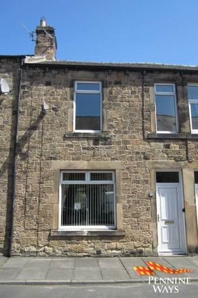 Thumbnail Terraced house for sale in Crossfield Terrace East, Haltwhistle, Northumberland