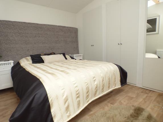 Bedroom 1 of Plas Coch Holiday Park, Llanddaniel, Anglesey, North Wales LL61