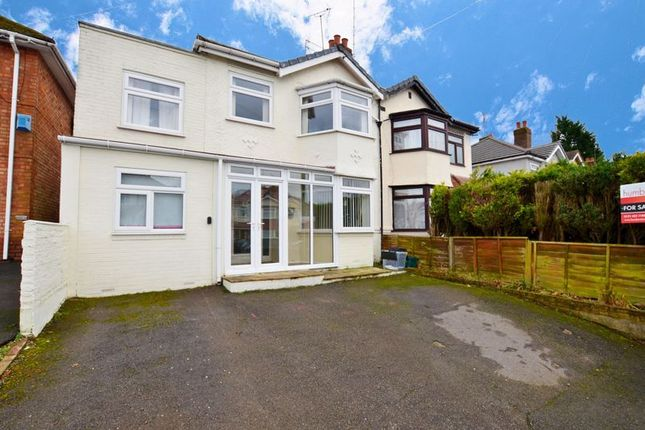 Thumbnail Semi-detached house for sale in Stanley Road, Oldbury