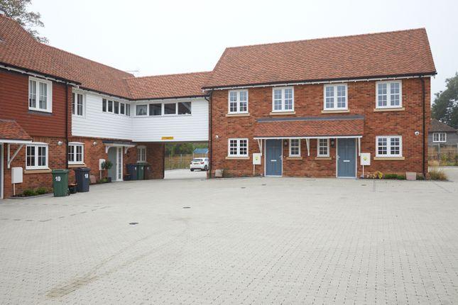Thumbnail Semi-detached house for sale in Tolhurst Way, Lenham