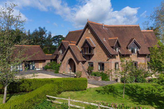 Thumbnail Detached house for sale in Rhinefield Road, Brockenhurst