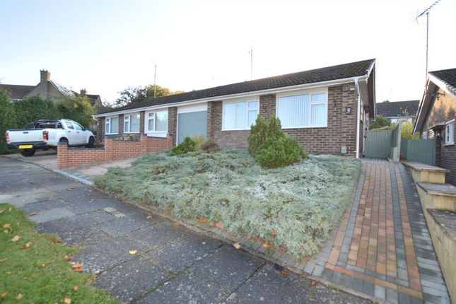Thumbnail Semi-detached bungalow for sale in Knightsbridge Crescent, Cheltenham