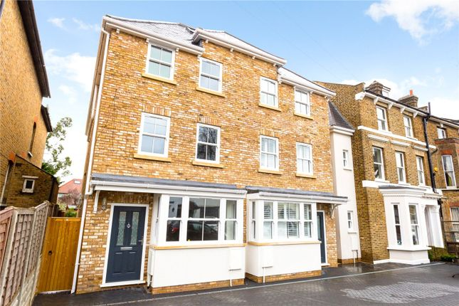Thumbnail Semi-detached house for sale in Derby Road, South Woodford, London