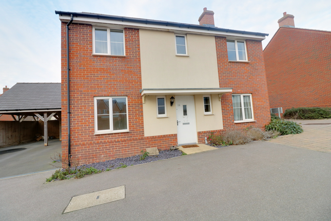 Thumbnail Detached house to rent in John Coates Lane, Ashford