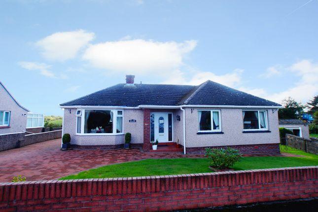 Thumbnail Detached bungalow for sale in Broadacres, High Harrington, Workington