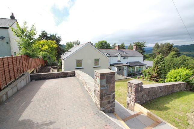 Thumbnail Semi-detached house for sale in Station Road, Gilwern, Abergavenny
