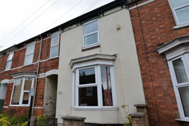 Thumbnail Terraced house to rent in Alexandra Terrace, Lincoln