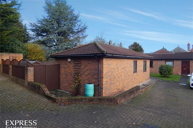 Thumbnail Semi-detached bungalow for sale in Bargate Court, Grimsby, Lincolnshire