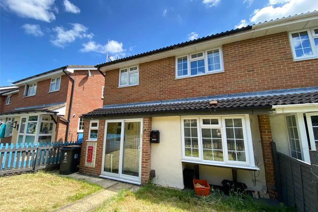 2 bed terraced house to rent in Gifford Road, Stratton, Swindon, Wiltshire SN3