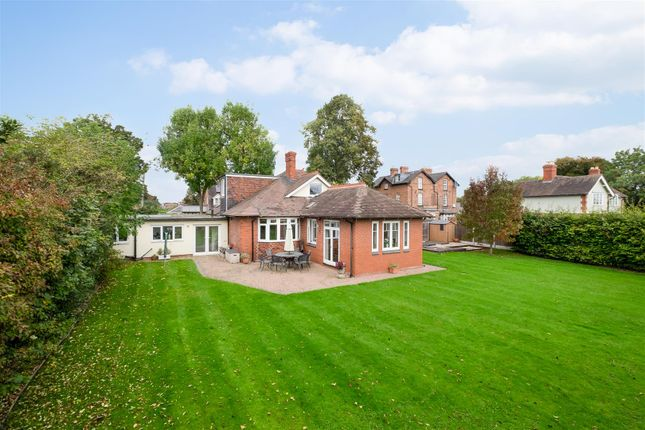 Thumbnail Detached house for sale in Linden Gardens, Trinity Street, Shrewsbury
