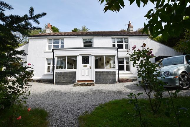 Thumbnail Detached house for sale in Perrancoombe, Perranporth