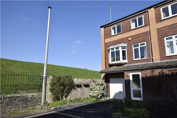 Thumbnail Semi-detached house for sale in Oakfield Place, Clifton, Bristol
