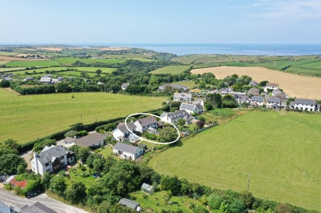 Thumbnail Property for sale in Highlands, Pendoggett, Port Isaac