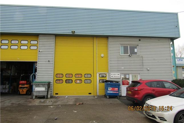 Thumbnail Warehouse to let in Unit 20 Upminster Trading Park, Warley Street, Upminster, Essex