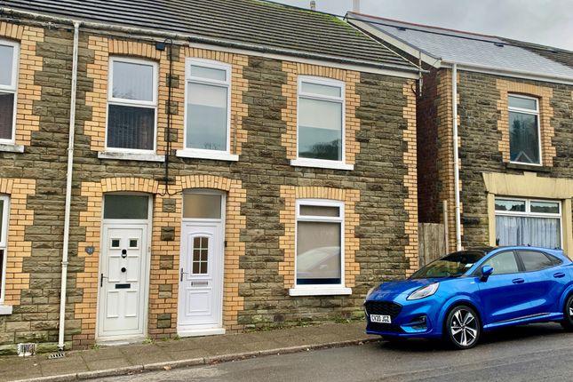 Thumbnail Terraced house to rent in Merthyr, Glynneath