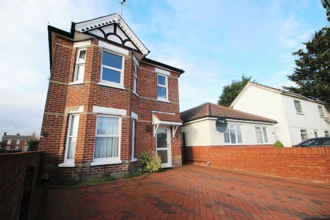 Thumbnail Flat to rent in Canford Road, Bournemouth