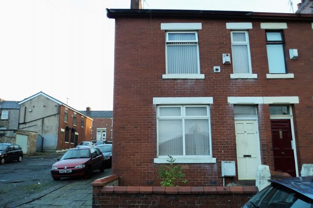 Thumbnail Terraced house for sale in Ronald Street, Blackburn