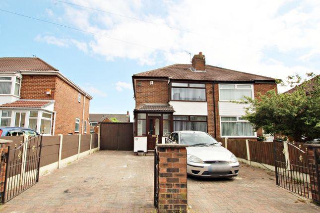 2 bed semi-detached house for sale in Lyme Street, Haydock, St Helens WA11