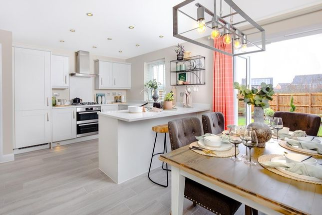 """4 bed detached house for sale in """"Chester"""" at Park Lane, Kendleshire, Winterbourne, Bristol BS36"""