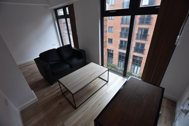 Thumbnail Flat to rent in 4 Queen Street, Leicester, Leicestershire