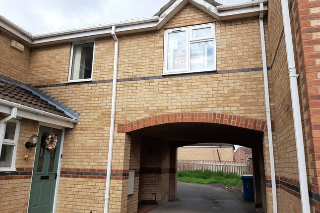 1 bed town house to rent in Eversfield Close, Kingswood HU7