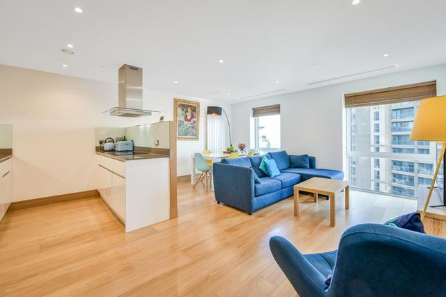 Flat for sale in Baltimore Wharf, London