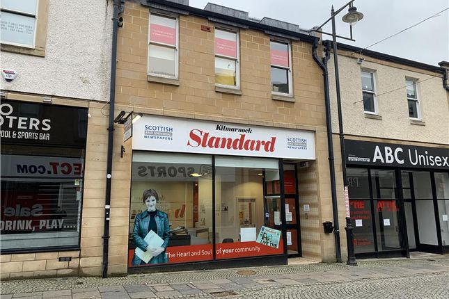 Thumbnail Retail premises to let in 25 Portland Street, Kilmarnock