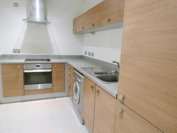 Kitchen of Block B, Douglas Court, Middlesbrough, . TS4