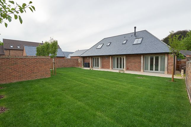 Thumbnail Detached house for sale in Manor Yard, West Overton, Marlborough