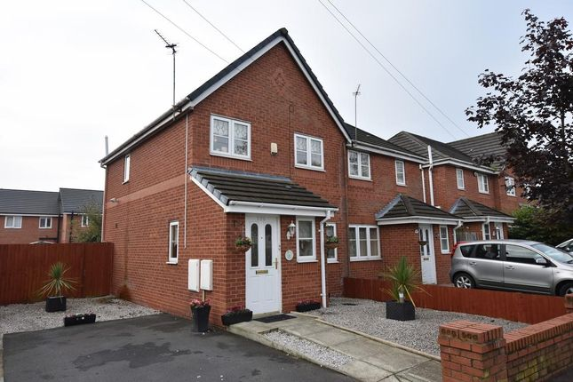 Thumbnail Semi-detached house for sale in Waterpark Drive, Liverpool