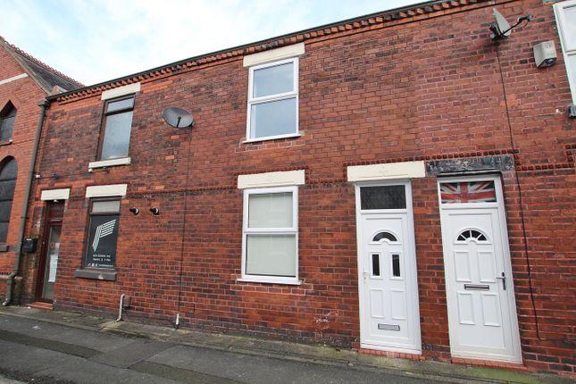Forster Street, Warrington WA2