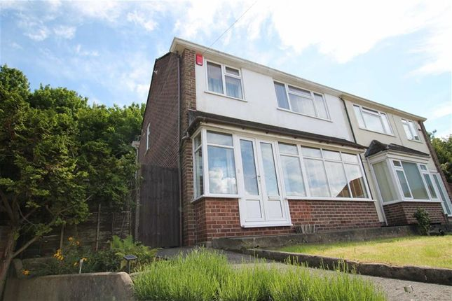 Thumbnail Semi-detached house for sale in Old Quarry Rise, Shirehampton, Bristol