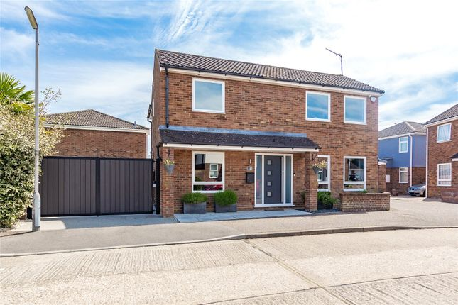 Thumbnail Detached house for sale in Town End Field, Witham