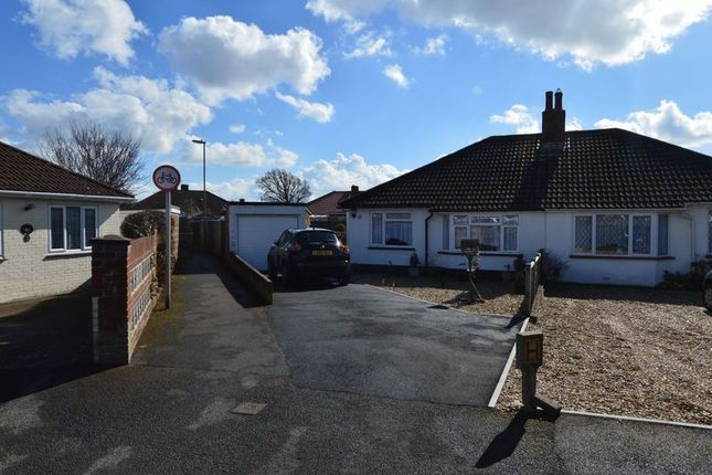 Thumbnail Bungalow to rent in Mayfield Close, Stubbington, Fareham