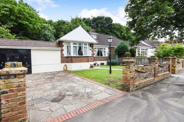 Thumbnail Bungalow for sale in Chingford, London