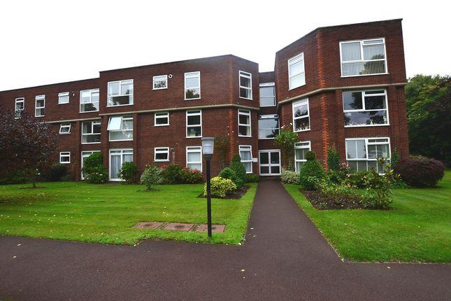 Thumbnail Flat to rent in Ellesemere Road, Weybridge