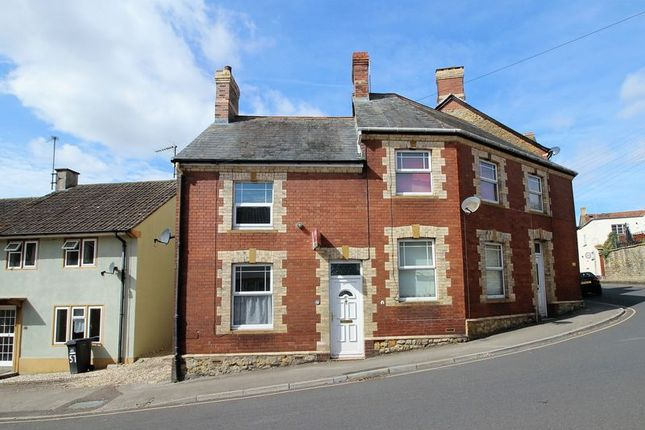 Thumbnail Semi-detached house to rent in Silver Street, Ilminster