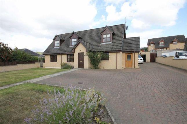Thumbnail Detached house for sale in Hill Street, Craigellachie, Aberlour