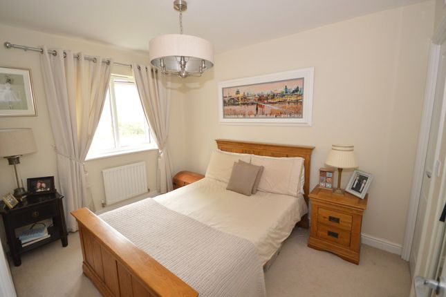 Thumbnail End terrace house for sale in Ruth King Close, Colchester