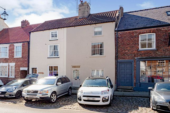 3 bed terraced house for sale in Market Place, Bridlington, North Humberside YO16