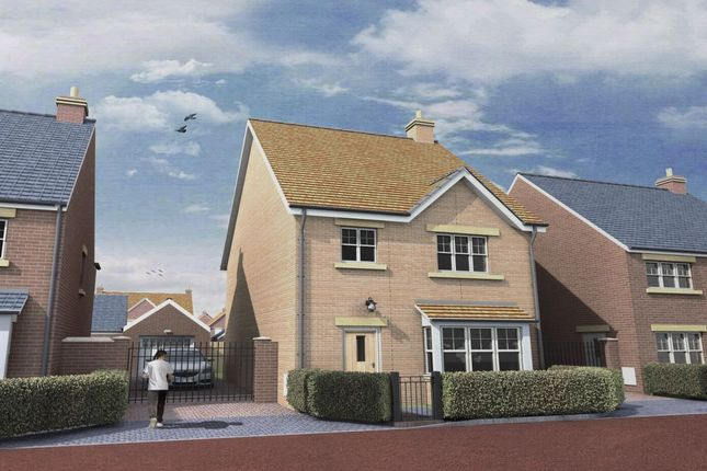 Thumbnail Detached house for sale in Laburnum Grove, West Auckland, Bishop Auckland