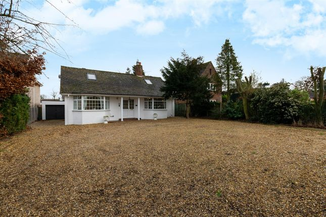 Thumbnail Detached bungalow for sale in Thunder Lane, Thorpe St. Andrew, Norwich