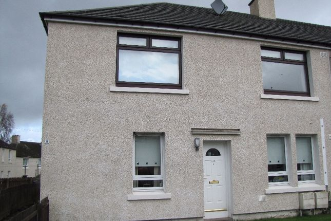 Thumbnail 2 bed flat to rent in Cartside Avenue, Johnstone, Renfrewshire