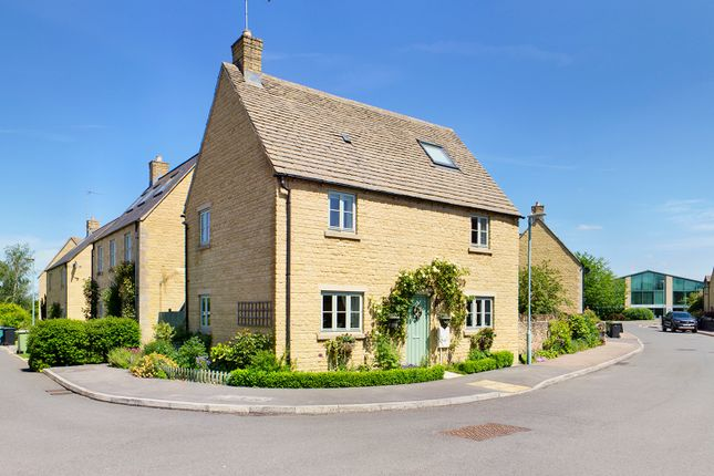 Thumbnail Detached house for sale in Barnsley Way, Bourton-On-The-Water, Cheltenham
