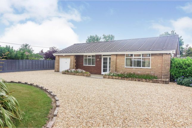 Thumbnail Detached bungalow for sale in Tears Lane, Newburgh, Wigan